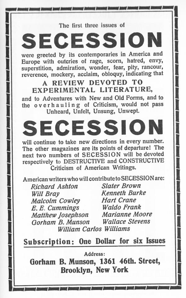 Secession, no. 4