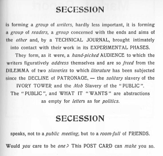 Secession, no. 2