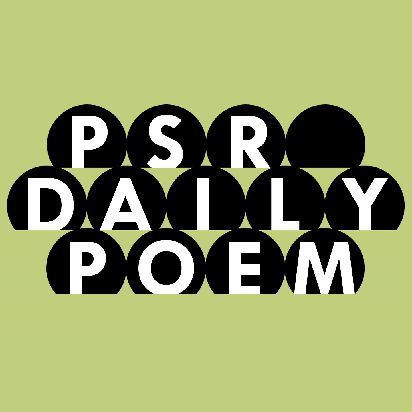 PennSound Radio Daily Poem